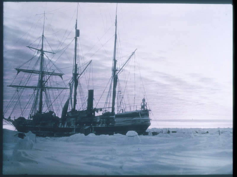 Endurance in Antarctic