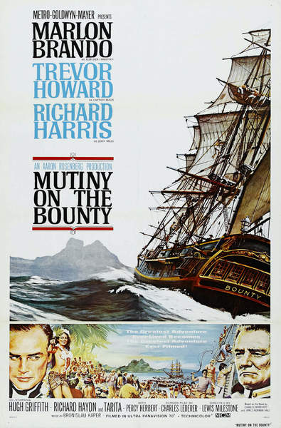 Poster for Mutiny on t